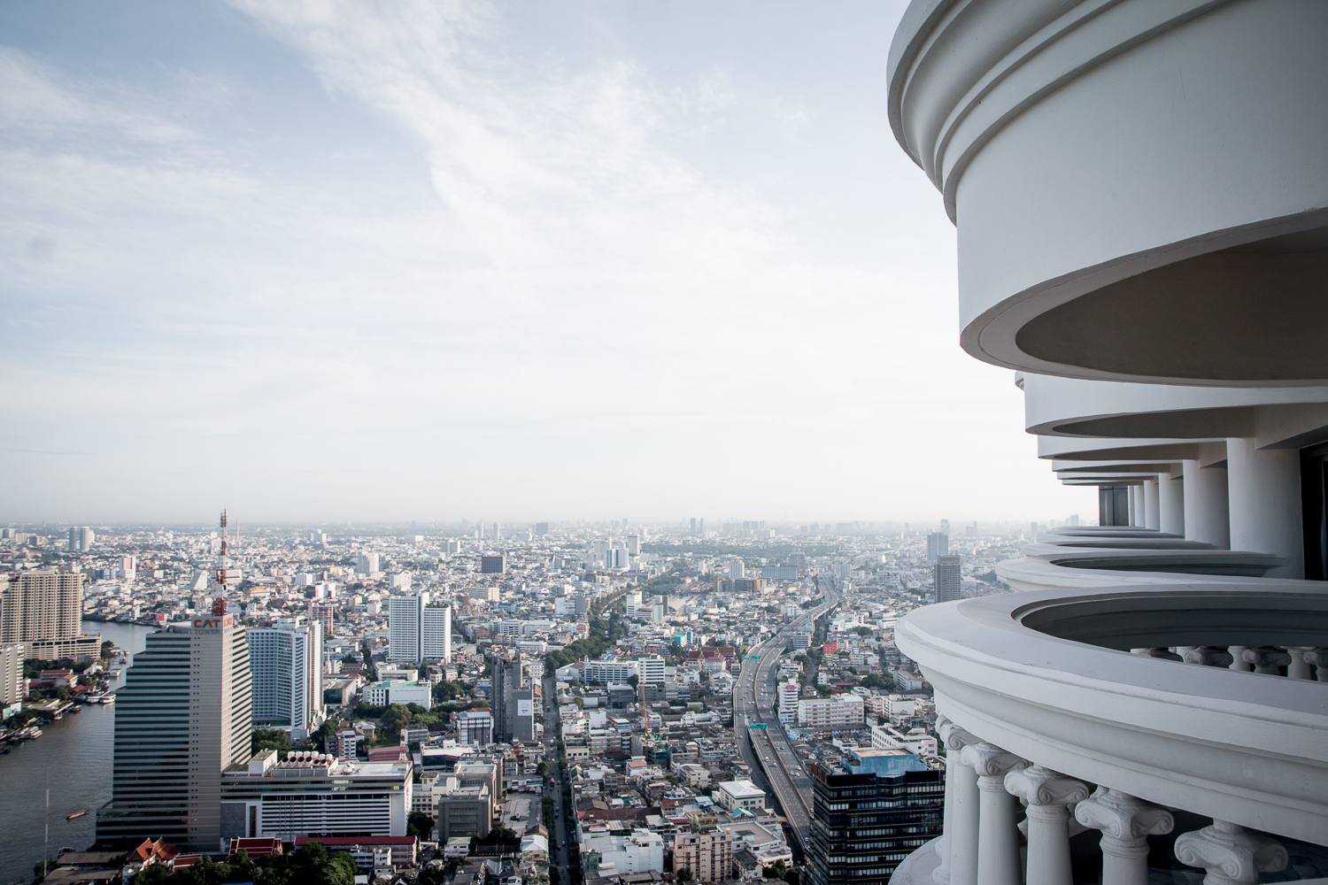 Travel Diary Bangkok, Lebua State Tower